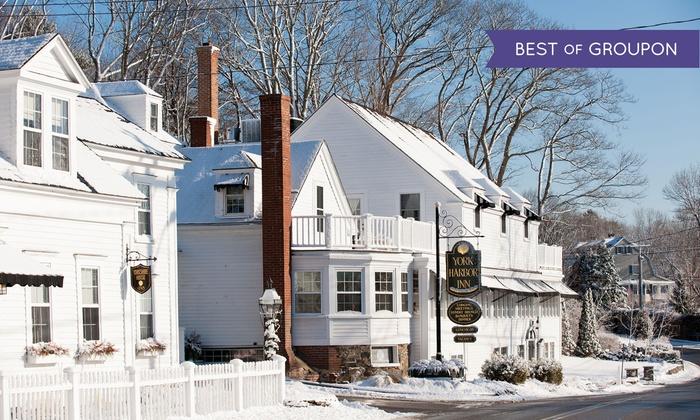 New England Charm at Inn on Maine Coast