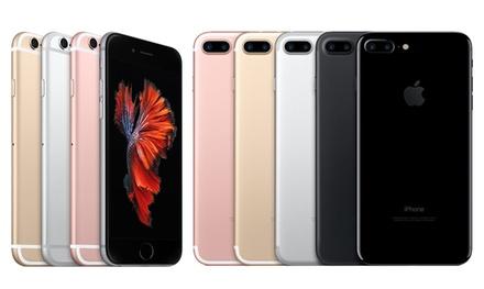 Apple iPhone 6/6S/6+/6S+/ 7 reconditionné, jusque 128 Go de mémoire, garanti 1 an, livraison offerte