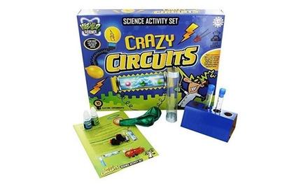 Crazy Circuits Science Activity Setfor £6.98 (59% Off)