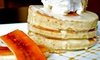 SuperChef's - Louisville,: All-You-Can-Eat Waffles for Two or Breakfast Meal for Two or Four at SuperChef's Breakfast (Up to 57% Off)