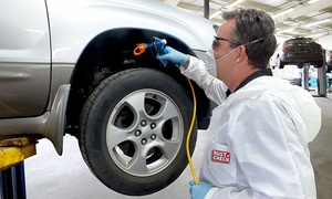 Rust Check Rust-Proofing: C$79 for a Rust Check Rust-Proofing Package, Exterior Car Wash and Aquapel (C$159.90 Value), 10 Locations Across Quebec