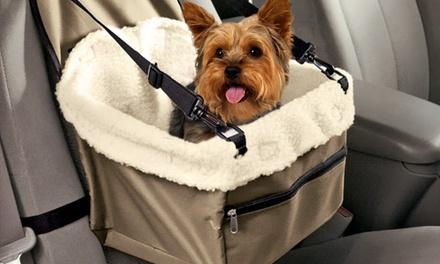 Panier de voiture pour chien
