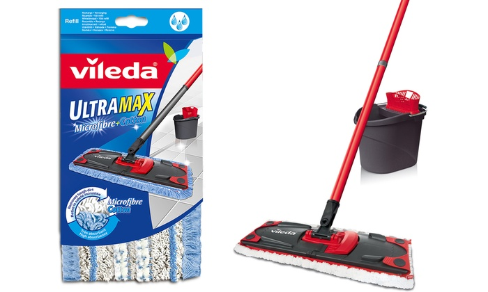 Vileda Ultramax Microfibre Set Groupon