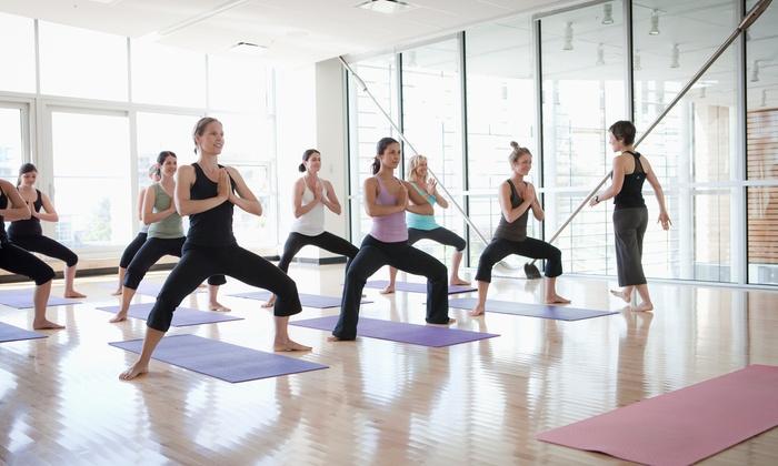 Cfit Dance Studio - Sacramento: Five Yoga Classes at CFiT Dance Studio (70% Off)
