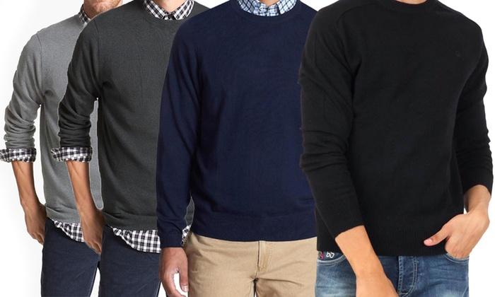 buy online 78285 2bad4 Maglione uomo misto cashmere | Groupon Goods