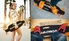 Swagboard NextGen Electric Skateboard: Swagboard NextGen Electric Skateboard