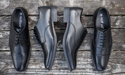 Scarpe in pelle da uomo Redfoot disponibili in 2 modelli e varie misure