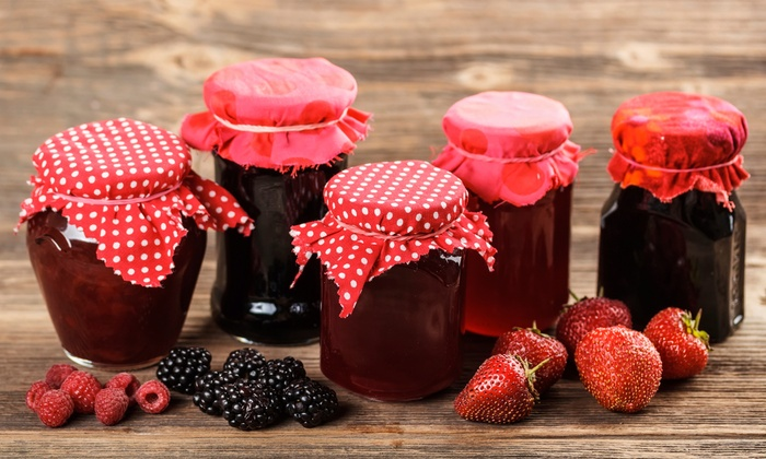 Cooking and Canning Workshop - Boston: Make Your Own Seasonal Fruit Preserves with a Master Foodie