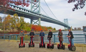 Up to 37% Off Tour from Philly By Segway at Philly By Segway, plus 6.0% Cash Back from Ebates.