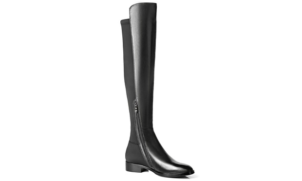 Up To 67 Off Ever Ugg Sock Or Knee High Boots Groupon