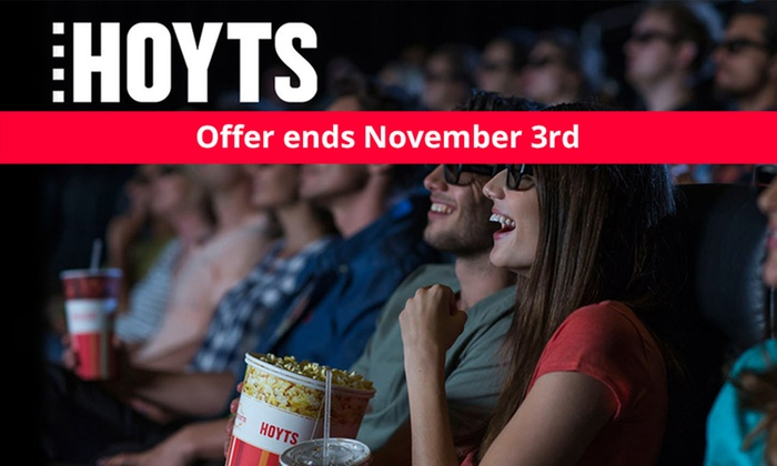 Hoyts movie coupons