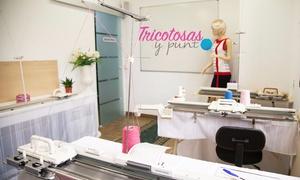 Tricotosas y Punto: Curso de iniciación al tricotaje para 1 o 2 personas desde 24,95 € en Tricotosas y Punto