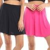 Women's Skater Skirts (3-Pack)