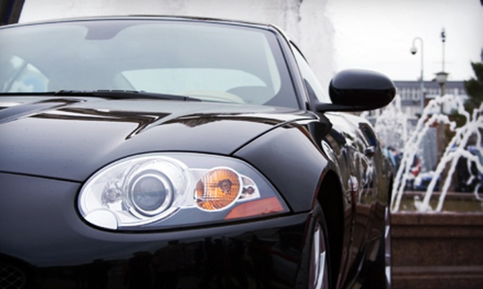 Fantasy's - Multiple Locations: $10 for Two Supreme Touch-Free Car Washes at Fantasy's ($21.98 Value).