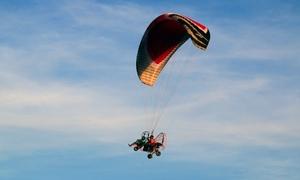 Ciccarelli Giose: Esperienza di volo in parapendio a motore (sconto fino a 42%)