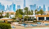 Brunch with Beach and Pool Access: Child AED 65, Adult AED 129