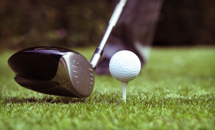 Nine-Hole Round of Golf for Two (a $30 value) - Adobe Dam Family Golf Center in Glendale