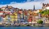 Porto : Chambre double standard, petit-déjeuner en option