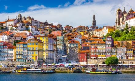 Groupon.it - Porto: camera doppia o matrimoniale Standard con colazione per 2 persone all'hotel Vincci Porto 4*