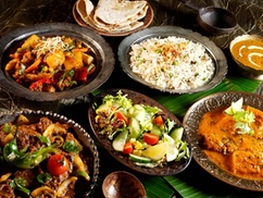 Le Rajasthan: Menu indien découverte avec entrée, plat et dessert pour 2 personnes dès 29,90 € au restaurant Le Rajasthan