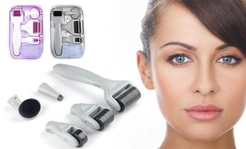 6-in-1 Boxed Derma Roller Set