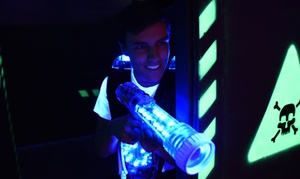Exalto: 1 session de 15 minutes de laser game pour 6, 8 ou 10 personnes dès 29 € au multiplexe de loisirs Exalto
