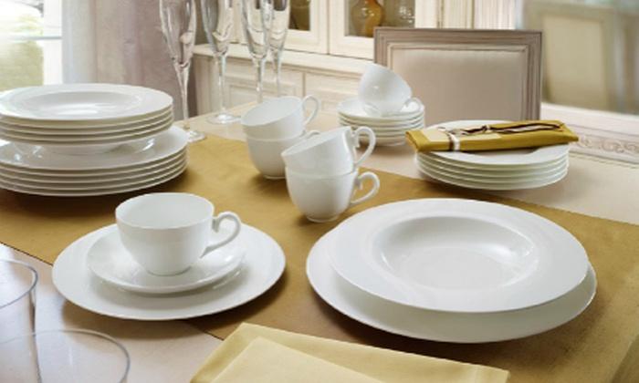 Villeroy E Boch Piatti.Set Di Porcellane Villeroy Boch Groupon Goods