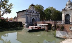 Artemartours: Escursione con battello sui canali di Padova per 2 o 4 persone con Artemartours (sconto fino a 74%)