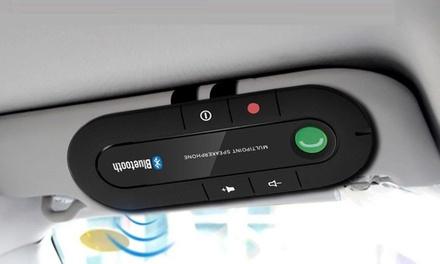 AE Bluetooth Magnetic Car Speakerphone