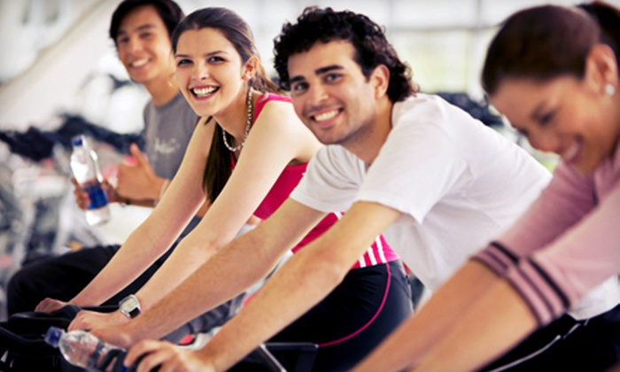 Anchorage Athletic Club - Downtown: One- or Three-Month Gym Membership with Optional Tanning or Child Care at Anchorage Athletic Club (Up to 65% Off)