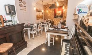Racletterie Gloriette: Menu Raclette o Bourguignonne con dolce e prosecco per 2 persone alla Racletterie Gloriette (sconto fino a 11%)
