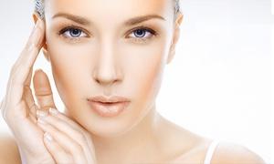 KörperVitalis Studio für Kosmetik & Massage: 45 Min. Frischmacher-Gesichtsbehandlung inkl. 2x 40 Min. Jade-Thermal-Massagebei KörperVitalis (56% sparen*)
