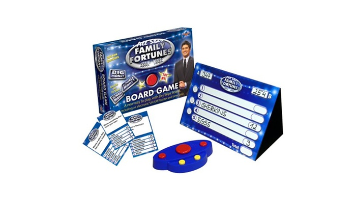 Family Fortunes Board Game | Groupon Goods