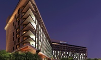 Abu Dhabi: 2-Night Stay for Two with Breakfast, Dinner, Spa Treatment and Photoshoot at 4* Radisson Blu Yas Island