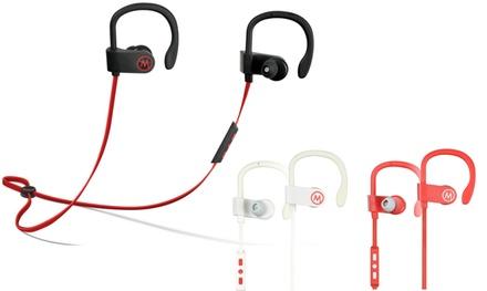 Waterdichte Bluetooth sportoortjes