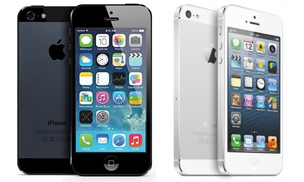 Apple Refurbished iPhone 5 With Free Delivery