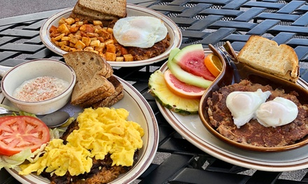 Breakfast or Lunch at Egg Works (Up to 35% Off). Two Options Available.