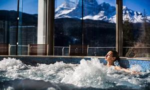 Corte Spa: Percorso spa di coppia con massaggio e cena da Corte Spa, a Borca di Cadore (sconto fino a 63%)