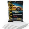 The Glosser Waterless Wash & Shine Wipes (30-Count)