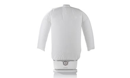 CLEANmaxx Bügler für Hemden und Blusen in WeißSilber : 79,99 €