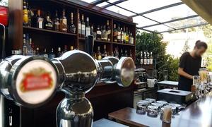 קולוני - Garden Bar: קולוני גרדן בר במלון הבוטיק קולוני במושבה הגרמנית: רק 20 ₪ לגרופון ליחיד בשווי 40 ₪ על כל סוגי האלכוהול! אופציה לזוג