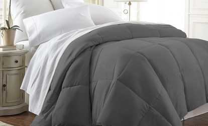 Down Amp Alternative Comforters Deals Amp Coupons Groupon