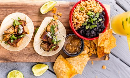 50% Cash Back at Tin Lizzy's Cantina - Mall of Georgia - Up to $15 in Cash Back