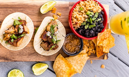 50% Cash Back at Tin Lizzy's Cantina - East Cobb - Up to $15 in Cash Back