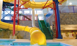 Waterpark Package for 2 or 4 at Castle Rock Resort & Waterpark (Up to 56% Off) with 15% off a future night stay