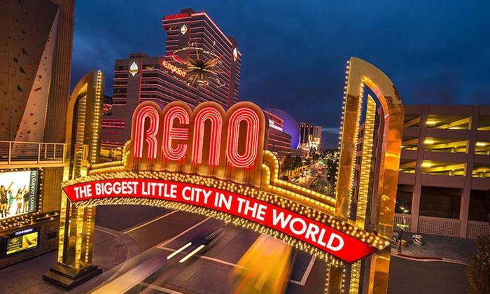 Eldorado Resort Casino - Reno, NV: Stay with Dining Credit at Eldorado Casino in Reno; Dates into April Available