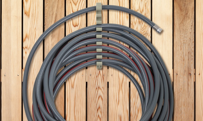 50ft Outdoor Hose Management Strip (2-Pack)