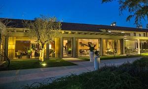 CA' Restaurant & Resort: Menu pizza Gourmet con appetizer e dessert per 2 o 4 persone al CA' Restaurant & Resort (sconto fino a 73%)