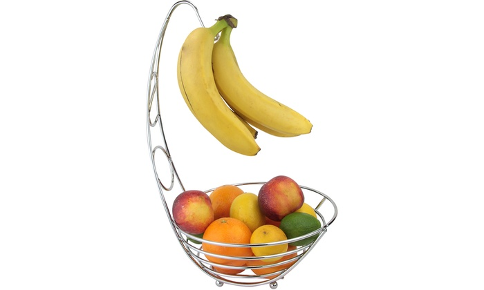 jusqu'à 44% Bol à fruits avec porte banane