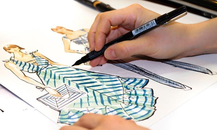 Fashion Portfolio Academy In Groupon